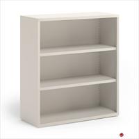 Picture of 3 Shelf Adjustable Steel Bookcase