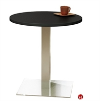 """Picture of 30"""" Round Cafeteria Dining Meeting Table"""