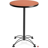 """Picture of 30"""" Round Cafeteria Dining Table"""