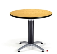 """Picture of 36"""" Round Cafeteria Meeting Table"""