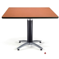 """Picture of 36"""" Square Cafeteria Meeting Table"""