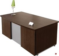 "Picture of 36"" x 72"" Contemporary Laminate Office Desk"