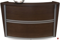 "Picture of 72"" Contemporary Reception Office Desk Workstation"