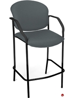 Picture of Cafeteria Dining Barstool With Arms
