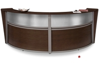 Picture of Contemporary Laminate Reception Office Desk Workstation