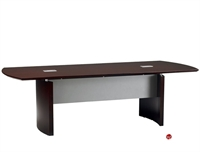 Picture of Contemporary Veneer 12' Rectangular Conference Table