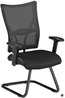 Picture of Guest Side Sled Base Mesh Chair