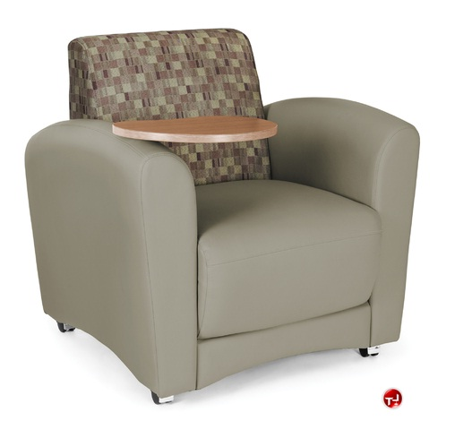 The Office Leader Reception Lounge Mobile Tablet Arm Chair