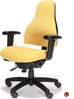 Picture of RFM Carmel 8200 8215 Mid Back Multi Function Office Task Chair