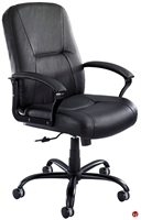 Picture of Big and Tall High Back Leather Office Chair