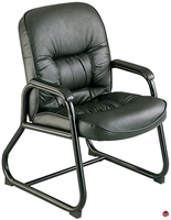 Picture of Guest Side Reception Sled Base Arm Chair