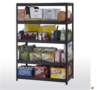 "Picture of Boltless Steel Open Shelving, 36"" x 18"" x 72"""