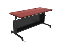 "Picture of Sperco 18"" x 30"" Flip Top Mobile Training Table"