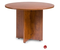 "Picture of TRIA 42"" Round Laminate Office Conference Table"