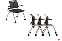 Picture of TRIA Guest Side Training Mobile Nesting Arm Chair