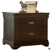 """Picture of 2 Drawer 36"""" Lateral Veneer File Cabinet"""