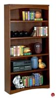 """Picture of 36"""" Veneer Open 5 Shelf Bookcase"""