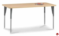 "Picture of Vanerum Acute, 36"" x 24"" Adjustable Training Table"
