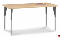 "Picture of Vanerum Acute, 72"" x 36"" Adjustable Training Table"