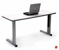"""Picture of Vanerum Attune, 48"""" x 24"""" Training Table"""