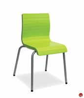 Picture of Vanerum Flow, Guest Side Poly Armless Stack Chair
