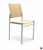 Picture of Vanerum Horizon, Contemporary Armless Wood Stack Chair
