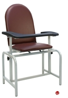 Picture of Winco 2573 Phlebotomy Blood Drawing Chair