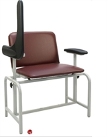 Picture of Winco 2575 Phlebotomy Blood Drawing Chair