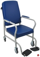 Picture of Winco 5111 Mobile Medical Long Term Care Chair