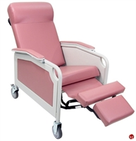 Picture of Winco 5261 Convalescent Mobile Medical Recliner