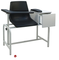Picture of Winco 2570 Phlebotomy Blood Drawing Chair