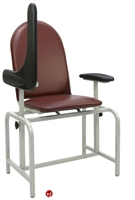 Picture of Winco 2573 Phlebotomy Blood Drawing Chair with Drawer