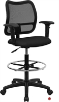 Picture of Brato Armless Mid Back Mesh Office Task Chair