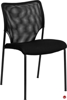 Picture of Brato Guest Side Reception Mesh Stack Chair