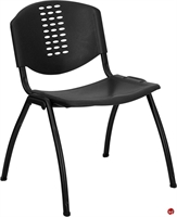 Picture of Brato Guest Side Reception Plastic Stack Armless Chair