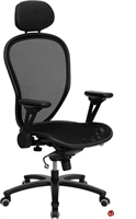 Picture of Brato High Back Executive Mesh Office Chair, Headrest