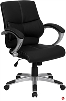 Picture of Brato Mid Back Leather Office Conference Chair