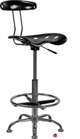 Picture of Brato Plastic Drafting Stool Chair
