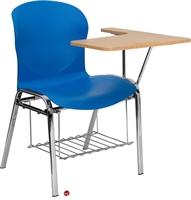 Picture of Brato Plastic Shell Tablet Arm Chair