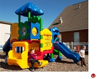 Picture of Play Today Discovery Center 5 Platform Structure, 2-5 Years
