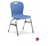 Picture of AILE Armless Poly Stack School Guest Chair