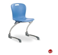 Picture of AILE Armless Poly School Chair