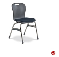 Picture of AILE Padded Poly Armless School Chair