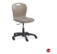 Picture of AILE Padded Poly Armless Swivel Task Chair
