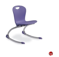 Picture of AILE Armless Poly Kids Rocker Chair