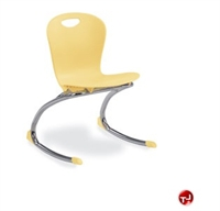 Picture of AILE Poly Armless Kids Rocker Chair