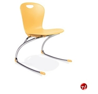 Picture of ACE Poly Armless Rocker Chair