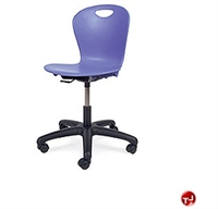 Picture of AILE Poly Armless Swivel Task Chair
