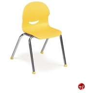 Picture of AILE Poly Armless Kids Stack Chair