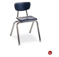 Picture of AILE Armless Poly Classroom Stack Chair
